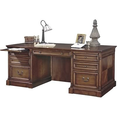 Martin Furniture Mount View Collection; Executive Desk