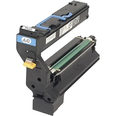 Konica Minolta® 1710580004 Toner Cartridge for Magicolor 5430DL; Cyan