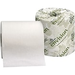Envision 1-Ply Embossed Bath Tissue, 40 Rolls