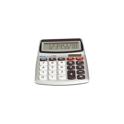 Quill Brand® Desktop Calculator; 8-Digit