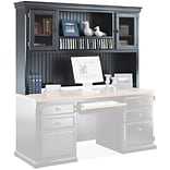 Martin Furniture Black Onyx Deluxe Hutch