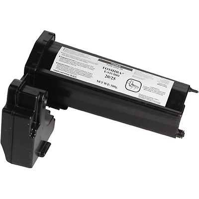 Quill Brand Compatible Toshiba® E-Studio (T2500) Black Laser Toner Cartridge Dual Pack (100% Satisfaction Guaranteed)