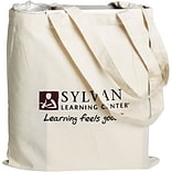 15Hx11Wx5D Natural All Purpose Tote