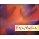 Medical Arts Press® Illusions Note Cards; Birthday, Blank Inside
