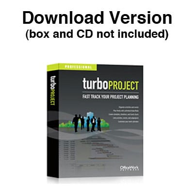 TurboProject Professional (Download Version)