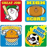 Sports Stickers