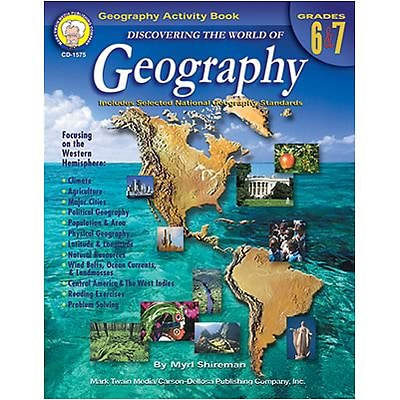 Discovering the World of Geography, Grades 6-7