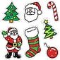 Dazzle™ Stickers Super Pack, Christmas
