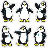 Penguins Dazzle Stickers