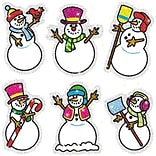 Dazzle™ Stickers Super Pack, Snowmen
