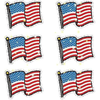Dazzle™ Stickers Super Pack, Flags