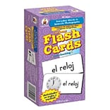 Everyday Words in Spanish Flash Cards