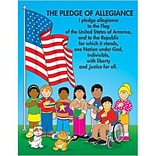 The Pledge of Allegiance Chartlet