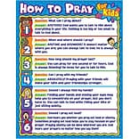 How to Pray for Kids Chartlet