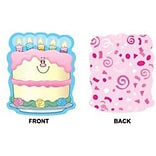 Birthday Cakes Mini Cut-Outs
