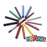 Prang® Payons/Watercolor Crayons, 12/set