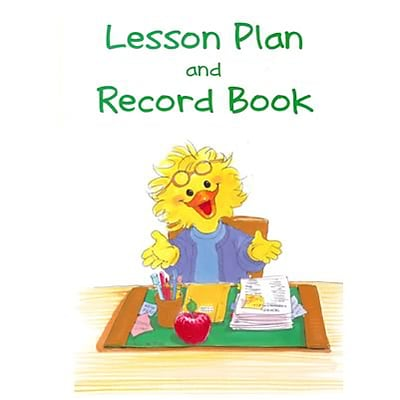 Suzys Zoo® Lesson Plan/Record Bk
