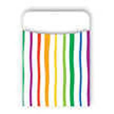 Pick-A-Pocket™ Library Pockets, Stripes