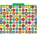 Functional File Folders, Disco Dots