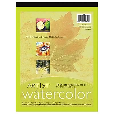 Art1st® Watercolor Pad, 11 x 14