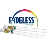 Pacon Fadeless Bulletin Board Art Paper Roll, 24 x 12, White (PAC57010Q)