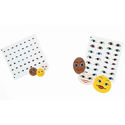 Eyeball Stickers, Large Eyes