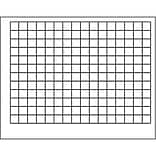 Graphing Grid 1 ½ Wipe-Off® Chart