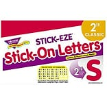 Red 2 Letters & Marks STICK-EZE®