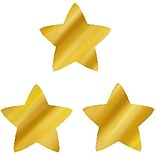 Trend Gold Foil Stars superShapes Stickers, 400 CT (T-46602)