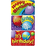 Applause Stickers, Birthday Time