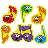 Merry Music Sparkle Stickers®