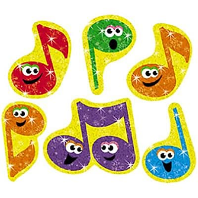 Trend® Sparkle Stickers®; Merry Music