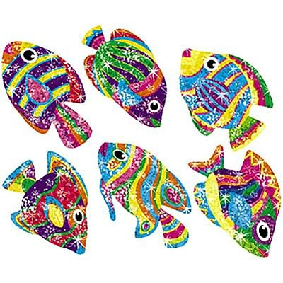 Trend® Sparkle Stickers®; Flashy Fish