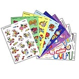 Stinky Stickers, Mixed Shapes Jumbo Pack
