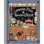 Lesson Plan & Record Book - Susan Winget