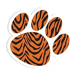 Ashley Magnetic Whiteboard Eraser; Tiger Paw