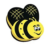 Ashley Magnetic Whiteboard Eraser; Bee