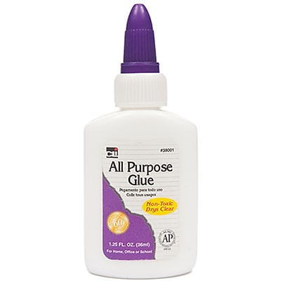 Charles Leonard® All Purpose Glue; 1.25oz.