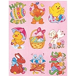 Eureka Easter Giant Stickers