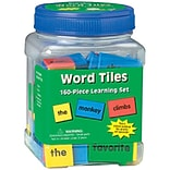 Word Tiles 160-Piece Learning Set