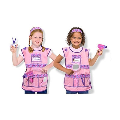 Melissa & Doug® Role Play Costume Set, Hair Stylist
