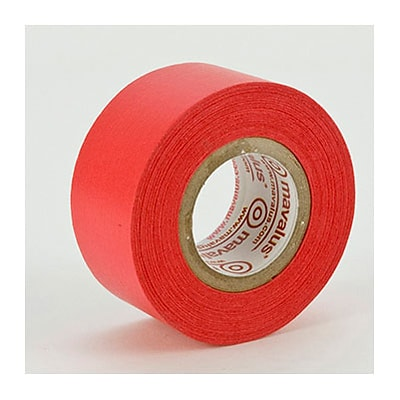 Mavalus® Tape; 3/4 x 360, Red