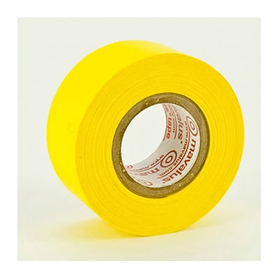 Mavalus® Tape; 3/4 x 360, Yellow