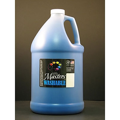 Little Masters® Washable Paint; 1 gal., Blue