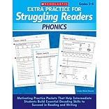 Scholastic Phonics For Struggling Readers