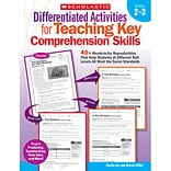 Differentiated Activities Comprehension