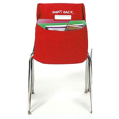 Seat Sack™; Small, 12, Red