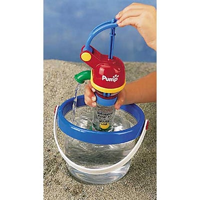 Small World Toys Sand & Water; Water Pump