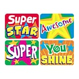Trend Applause Stickers, Stars
