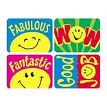 Trend Smiley Faces Applause Stickers